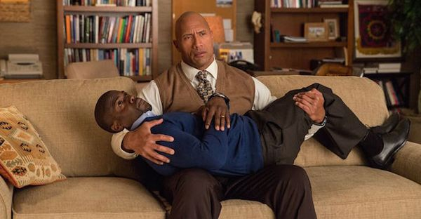 Dwayne Johnson and Kevin Hart to return with Central Intelligence sequel #FansnStars