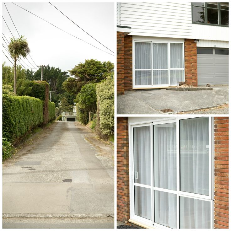 Outside entrance and driveway to Beautea HQ