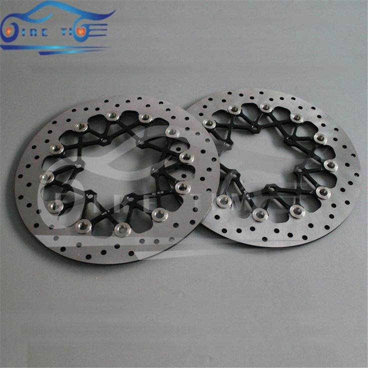 225.59$  Buy here - http://aliw0g.worldwells.pw/go.php?t=32469931289 - hot selling motorcycle Aluminum alloy&Stainless steel Front Brake Disc Rotor For SUZUKI GSXR1000 2009 2010 2011 2012 2013 2014 225.59$