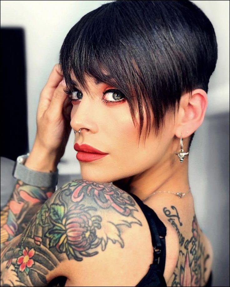 35 Short Punk Hairstyles to Rock Your Fantasy in 2020 ...