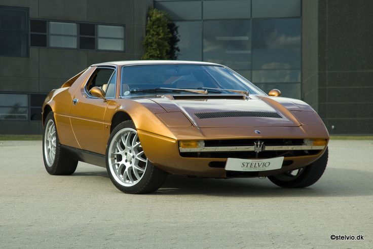 Maserati Merak SS - 1979