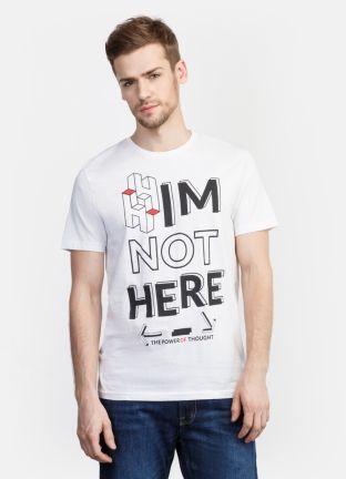 Стильная футболка за 799р.- от OSTIN