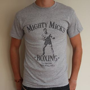 Mighty Mick's Gym - Regular Fit T-shirt | Last Exit to Nowhere