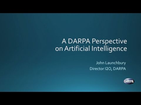 A DARPA Perspective on Artificial Intelligence - YouTube