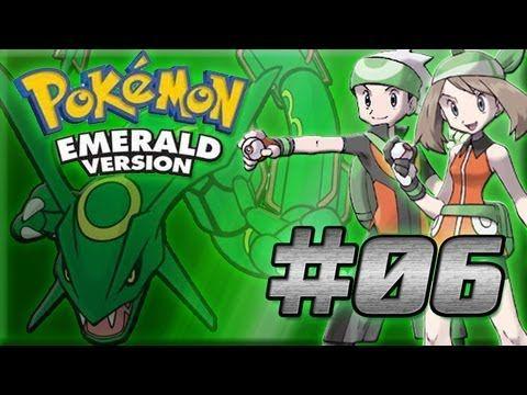 Pokemon Emerald Walkthrough Part 6.- Rustboro City (+playlist)