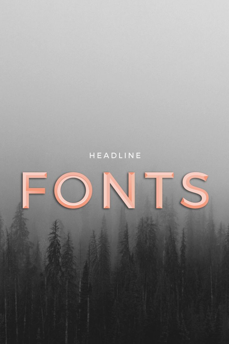50 Free Headline Fonts Built For Impact And Audience Engagement
