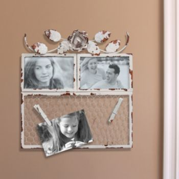 Fetco hopewell 2 opening photo clip collage wall decor