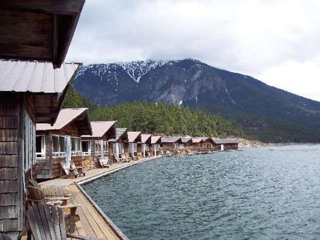 ross lake resort north cascades national park washington