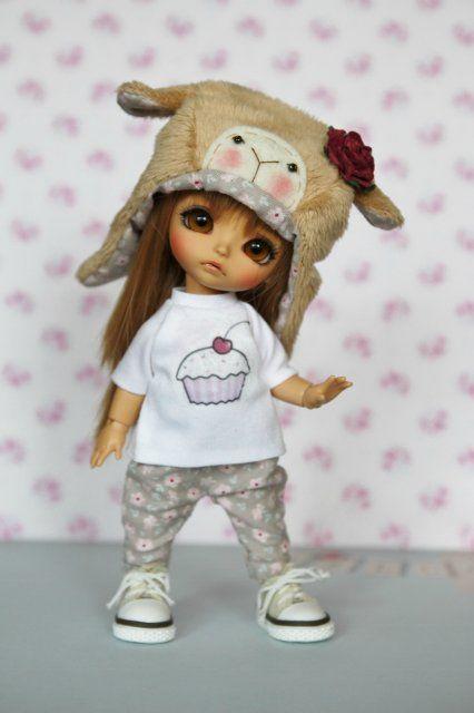 Комплект одежды для Lati, Pukifee / Все для BJD / Шопик. Продать купить куклу / Бэйбики. Куклы фото. Одежда для кукол