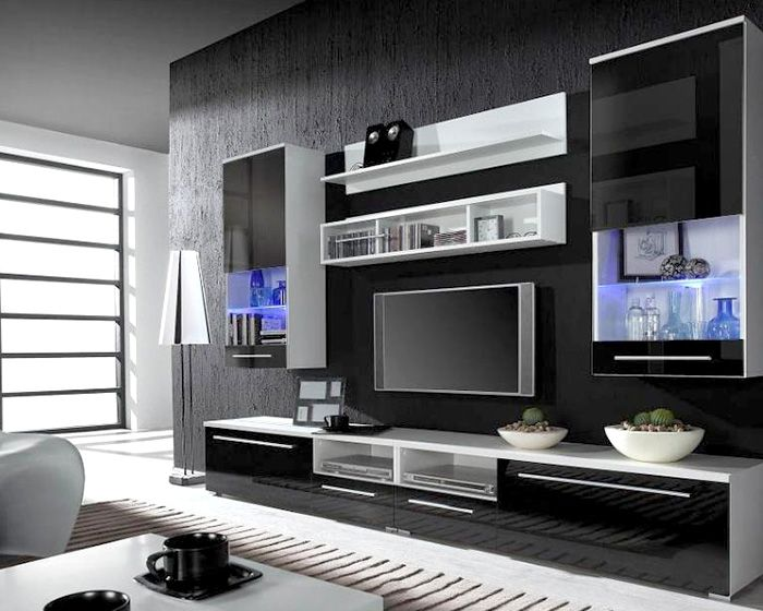 Modern Tv Room 11 best wall units images on pinterest | wall tv, tv units and tv