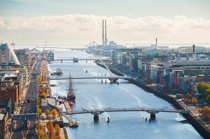 Irsko, Dublin