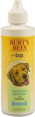 Burt's Bees Dog Tear Stain Remover, 4-oz bottle - Chewy.com