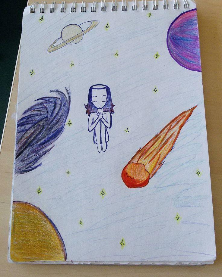 provocative-planet-pics-please.tumblr.com #рисуноккарандашами #космос #внутренниймир #бесконечность #комета #звезда #звезды #планеты #самовыражение #небо #мир #искусство #карандаши #stars #inside #insideworld #cool #picture #planets #sky #Saturn #art #gallery by albina_umirbekova https://www.instagram.com/p/BFJlggTGe1p/