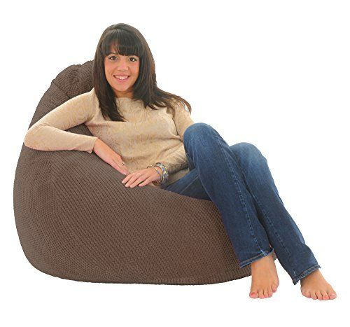 ADULT HIGHBACK - Soft & Snugly Designer Chair Bean Bag Gaming Beanbag Seat lounger Ocean (Brown), http://www.amazon.co.uk/dp/B017OUOTY6/ref=cm_sw_r_pi_awdl_x_UBObybANSF4QX