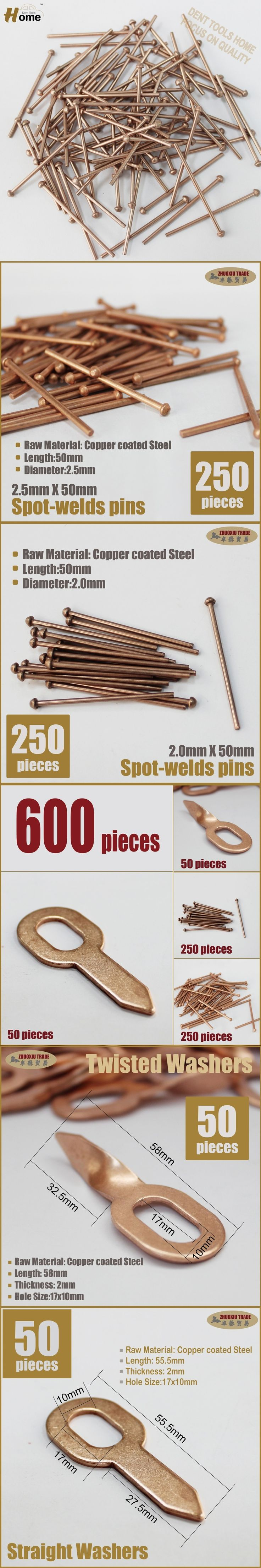 Stud spot welding dent pulling system stud welder spot-welds pins straight  twisted rings washers nails car spotter metal sheet