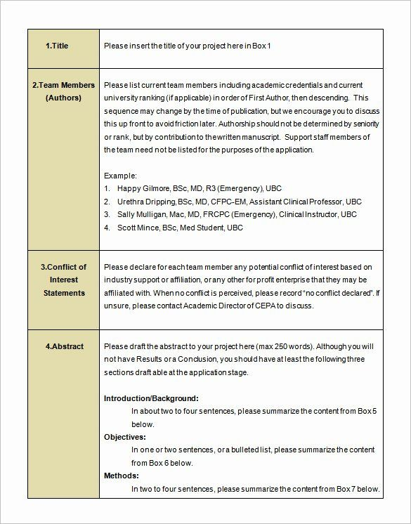 Undergraduate Research Proposal Examples Best Of 16 Research Proposal Templates Doc Pdf Excel Research Proposal Proposal Templates Writing A Research Proposal