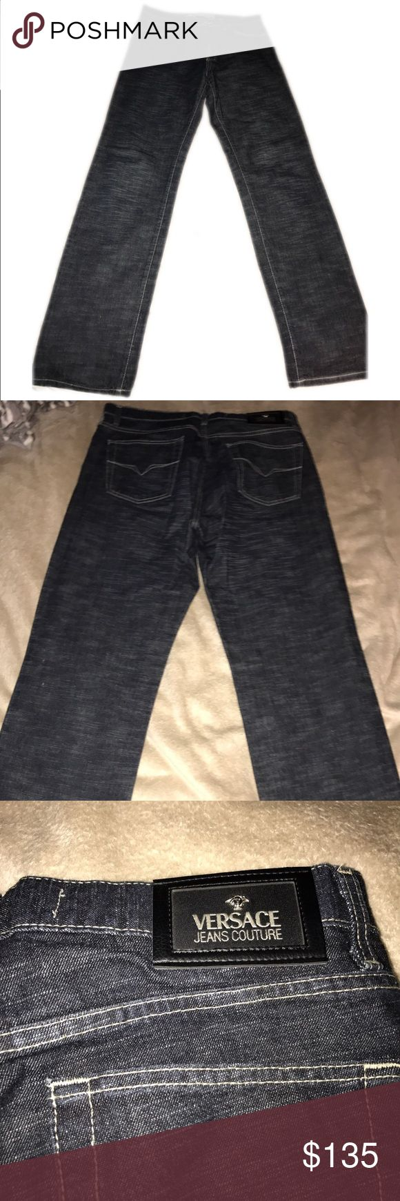 Versace Jeans Couture Only worn a couple times, perfect condition, size 34. Versace Jeans