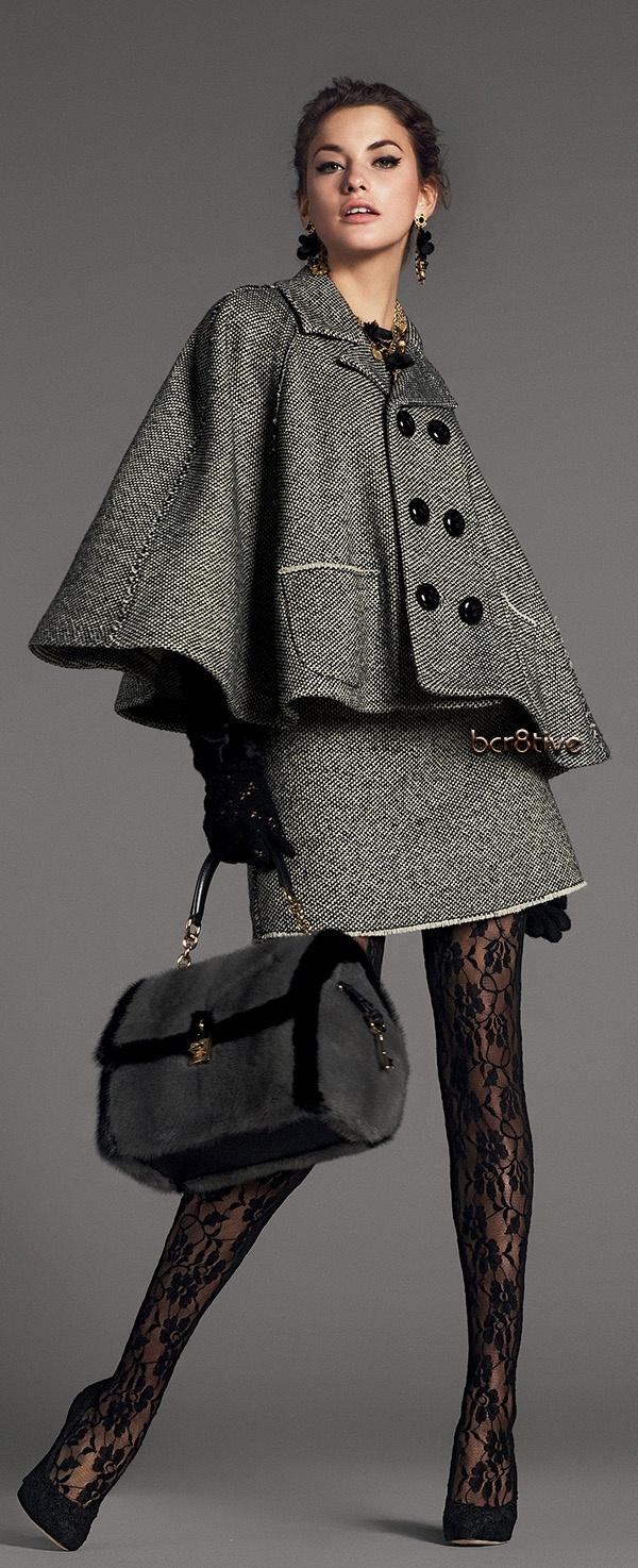 Dolce & Gabbana Baroque Collection FW 2013 ♥✤
