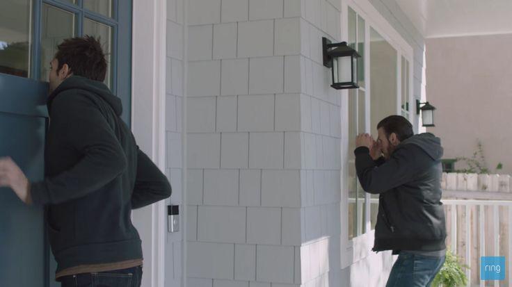 Vermeiden Einbrecher wirklich Häuser mit Überwachungskameras?
