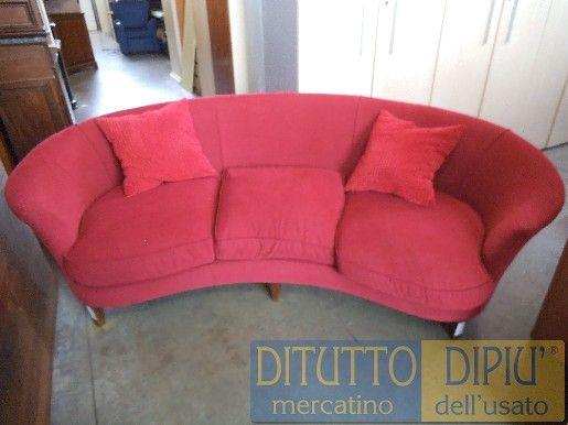 10 idee su divano rosso su pinterest divani rossi for Divano rosso abbinamenti
