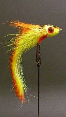 I learned to make fly fishing lures with feathers by hand in the scouts. I'm not a fisherman.
