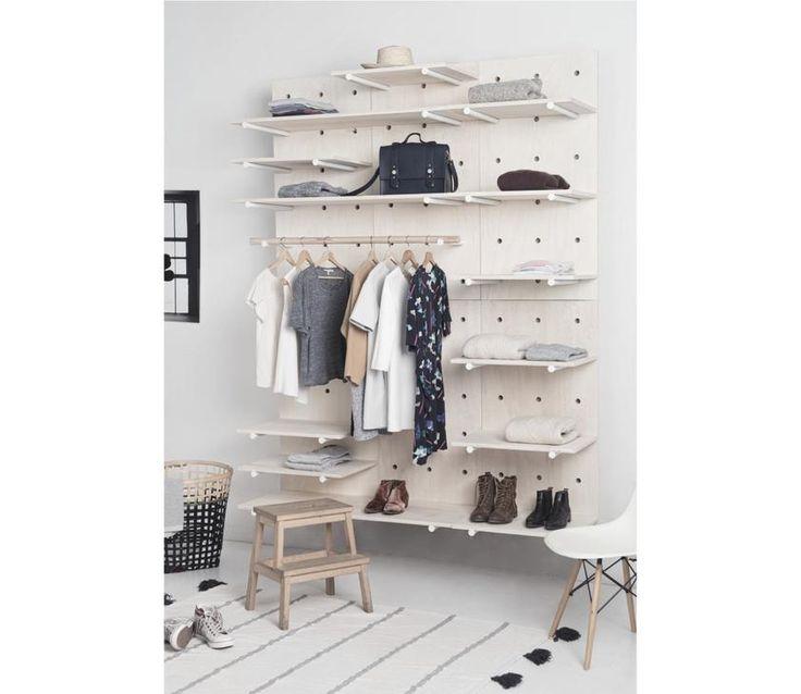 Garderobe & Open Kleerkast / Wardrobe & Open Clothes storage – Foarm