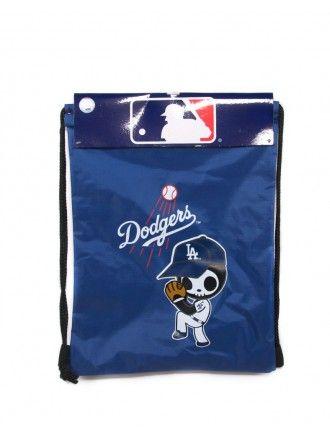 tokidoki x MLB Dodgers Drawstring Backsack