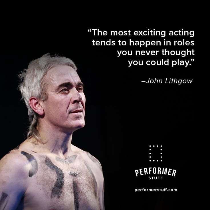 Take a chance on yourself and your characters!  PerformerStuff.com: monologues, 32-bar audition cuts, full sheet music. #acting #theatre #broadway #thespians