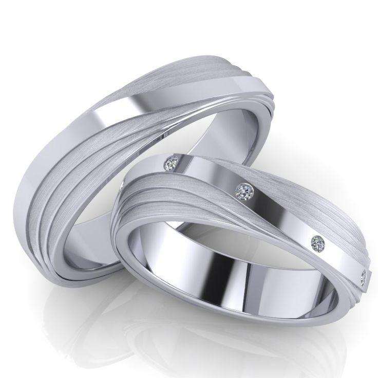 Обручальные кольца ERS23