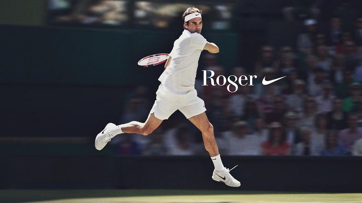 The King of Tennis — You don't play Roger Federer on grass. You play on...