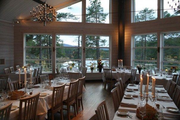 Årrenjarka Mountain Lodge in #SwedishLapland - http://www.nordicmarketing.de/arrenjarka-mountain-lodge-2/