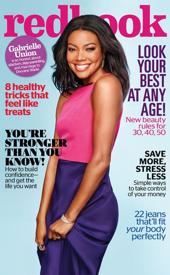 New PopGlitz.com: Glam Shots: Gabrielle Union Covers 'Redbook', Talks Marriage, Juggling Work & More - http://popglitz.com/glam-shots-gabrielle-union-covers-redbook-talks-marriage-juggling-work-more/