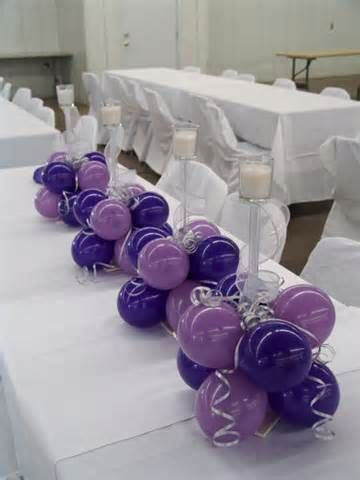 Balloon Centerpieces - Bing Images
