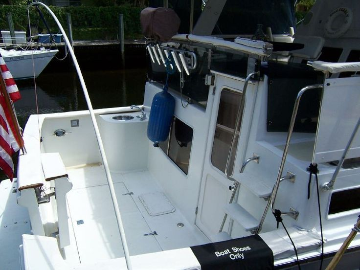 1986 Used Offshore Trawler Yachtfish Trawler Boat For Sale - $78,500 - Fort Lauderdale, FL   Moreboats.com
