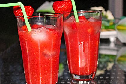Erdbeer - Caipirinha 1