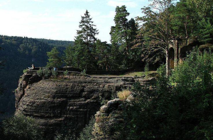 Belvedér - České Švýcarsko