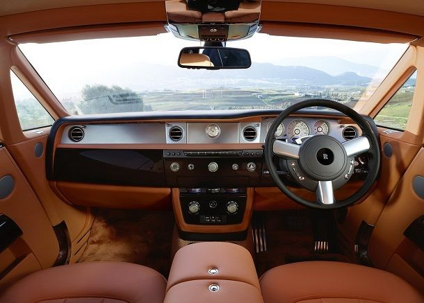 Interior del nuevo Rolls Royce Phantom Coupe - Coches espectaculares