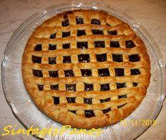 Ζαχαροπλαστική Πanos: Πάστα φλώρα με σπιτική μαρμελάδα, φρούτα του δάσους