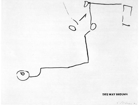 STANLEY BROUWNThis way Brouwn, 1961-63 AUDIO, Stanley Brouwn. This Way Brouwn. 1960 (MoMA Multimedia)http://www.moma.org/explore/multimedia/audios/163/1833