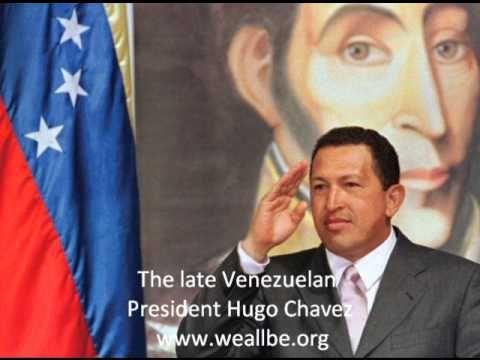 """""""Sis. Cynthia McKinney on the Death & Legacy of Hugo Chavez"""" 3/6/2013"""
