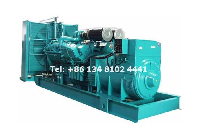 We can provide Cummins generator set with various set types. High quality and low price. Email: sales@dieselgeneratortech.com Phone: 13481024441