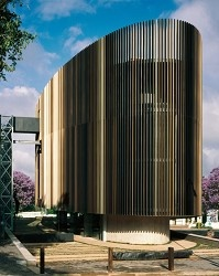 A beautiful gallery in Rosebank, Johannesburg