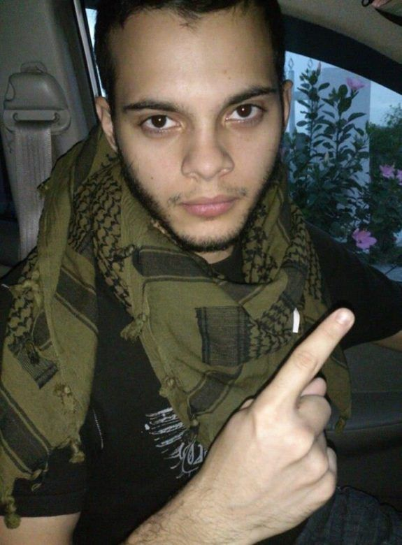 Update: Ft Lauderdale Shooter, Esteban Santiago Lived Within Walking Distance From Only Mosque in Alaska  Cristina Laila Jan 6th, 2017