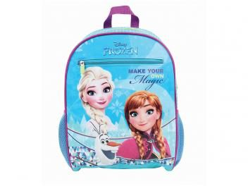 Mochila Infantil Escolar Tam. G Dermiwil - Disney Frozen