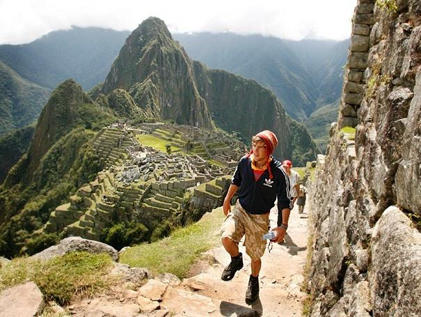 Wish I could Hike Machu Picchu, Cuzco, Peru