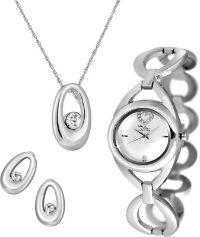 Buy Ilina IQILHRTSLVEAR8 Analog Watch - For Women