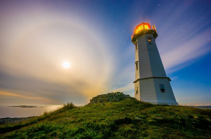 Photograph Louisbourg Lighthouse By Derek Kind On 500px