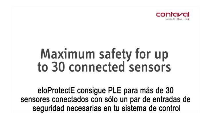 Sensores de seguridad #RFID #Elobau
