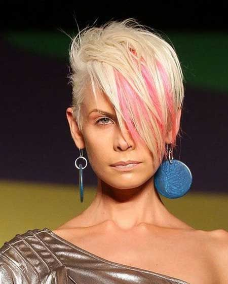 cut not so sure about pink...http://www.short-haircut.com/wp-content/uploads/2014/12/Hair-Color-for-Short-Hair-2014_10.jpg