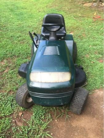 "Craftsman Riding Lawn Mower - $250 (Dawsonville) Craftsman 15HP OHV Kohler Command 42""hyro. Ready to go call Wayne @ 706 429-3649 $250.00 phone call only please."